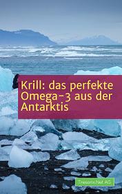 Krill: das perfekte Omega-3 aus der Antarktis